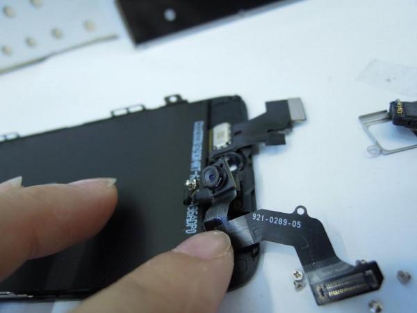 Peça interna do novo iPhone