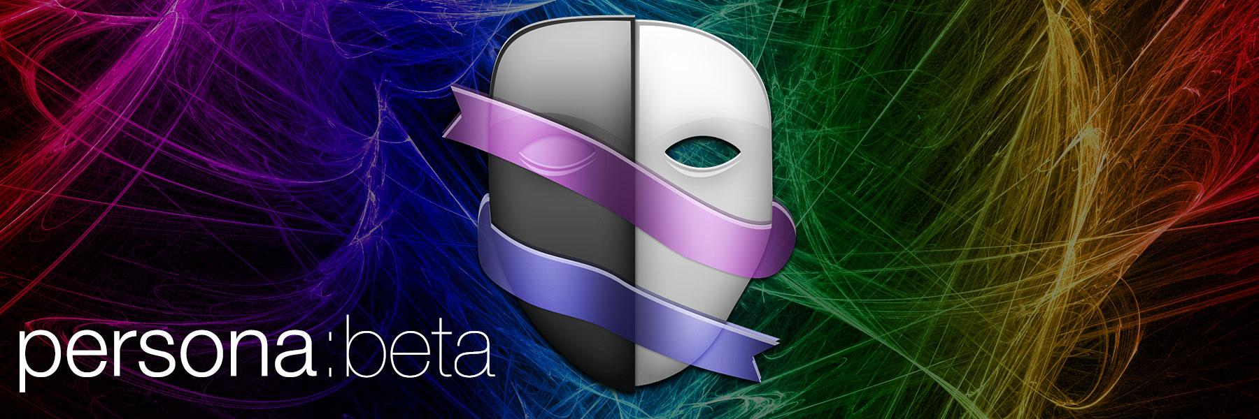 Banner do aplicativo Persona