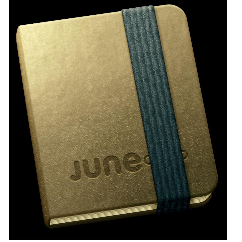 Ícone do Notefile para OS X