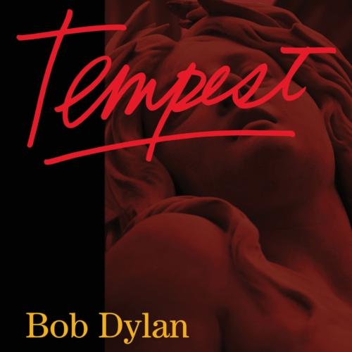 """Álbum """"Tempest"""", de Bob Dylan"""