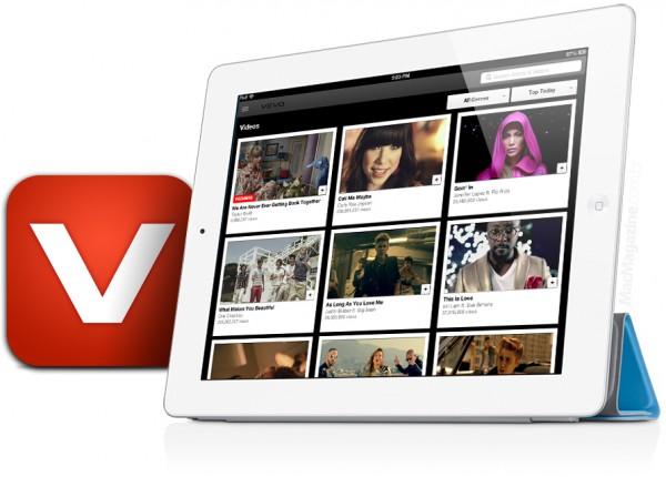 VEVO HD - iPad