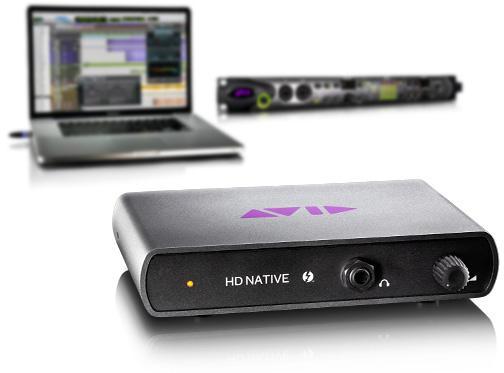 Avid ProTools|HD Native