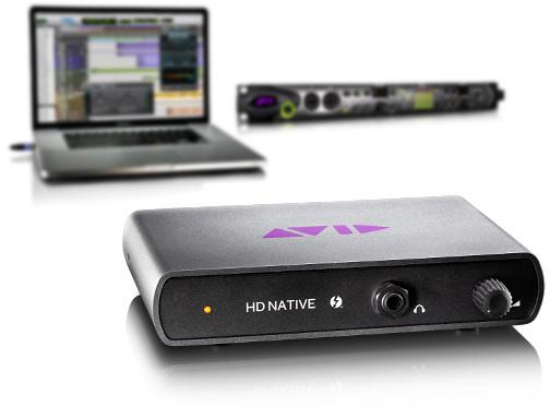Avid ProTools|HD Native