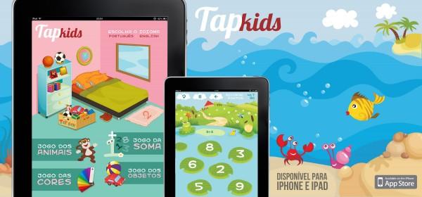 Tap Kids para iOS