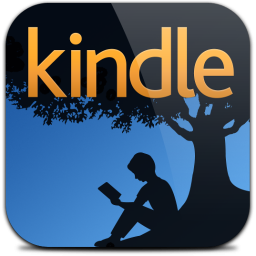 Ícone do Kindle para Mac