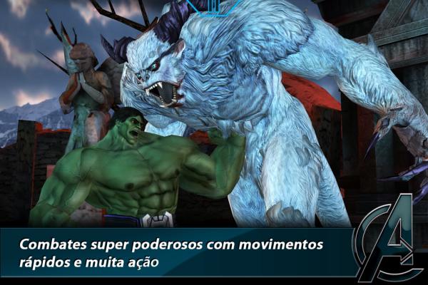 Avengers Initiative - iOS