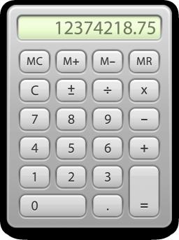 Ícone - Calculadora do OS X