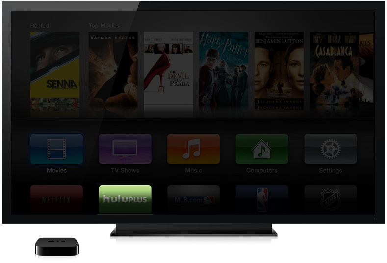 Hulu Plus na Apple TV