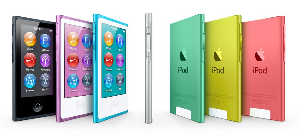 iPods nano