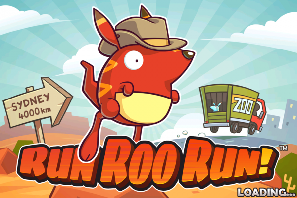 Run Roo Run - iPhone