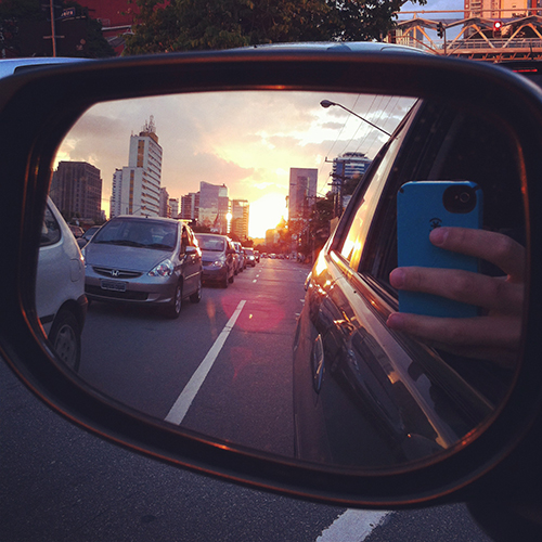 Foto - A vida através de um iPhone