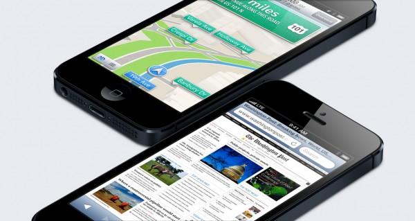 iPhone 5 com 4G LTE