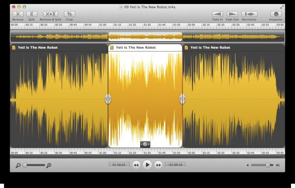 Fission - Mac OS X