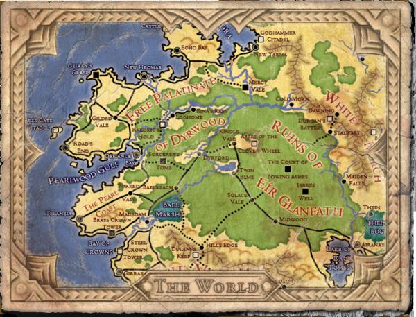 Mapa de Project Eternity