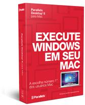 Caixa do Parallels Desktop 8 para Mac em português