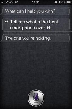 Siri - best smartphone ever