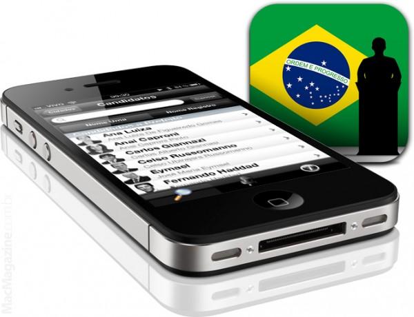 Candidatos 2012 - iPhone
