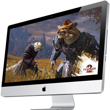 Guild Wars 2 em iMac