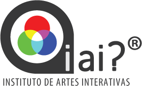 Logo - iai? Instituto de Artes Interativas