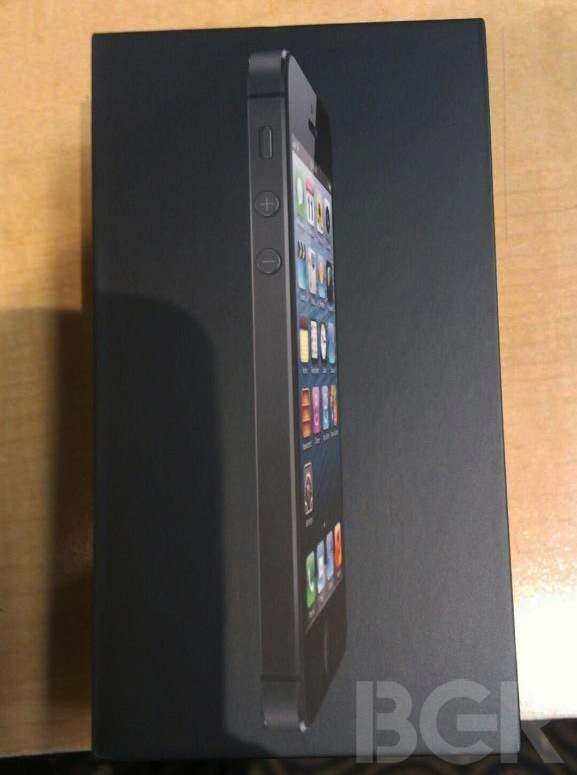 Unboxing do iPhone 5 - BGR