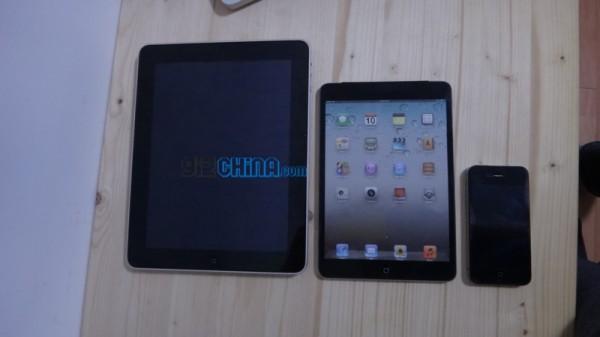 """""""Dummy"""" de """"iPad mini"""""""