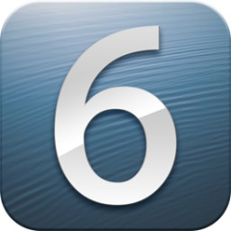 Ícone/logo do iOS 6