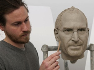 Estátua de Steve Jobs no Madame Tussauds