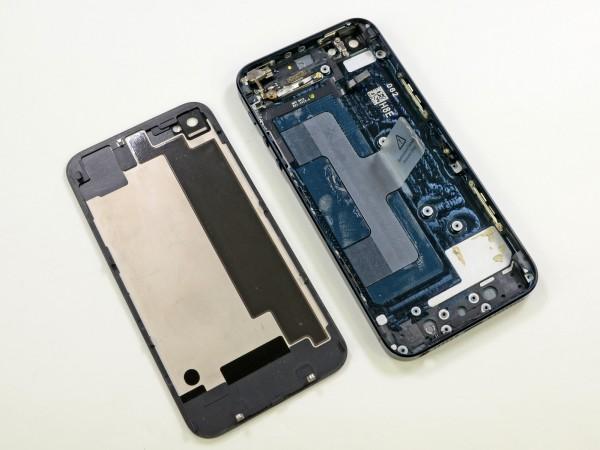 iPhone 5 desmontado pelo iFixit