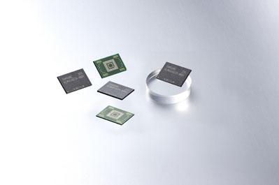 Novos eMMC de 128GB da Samsung