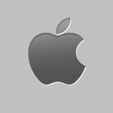 Logo da Apple (YouTube) em miniatura