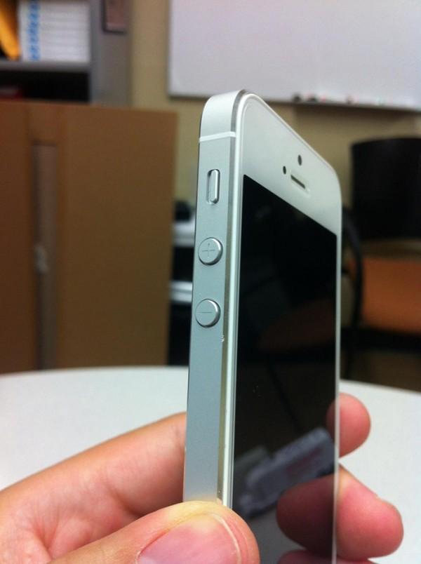 Aranhões no iPhone 5