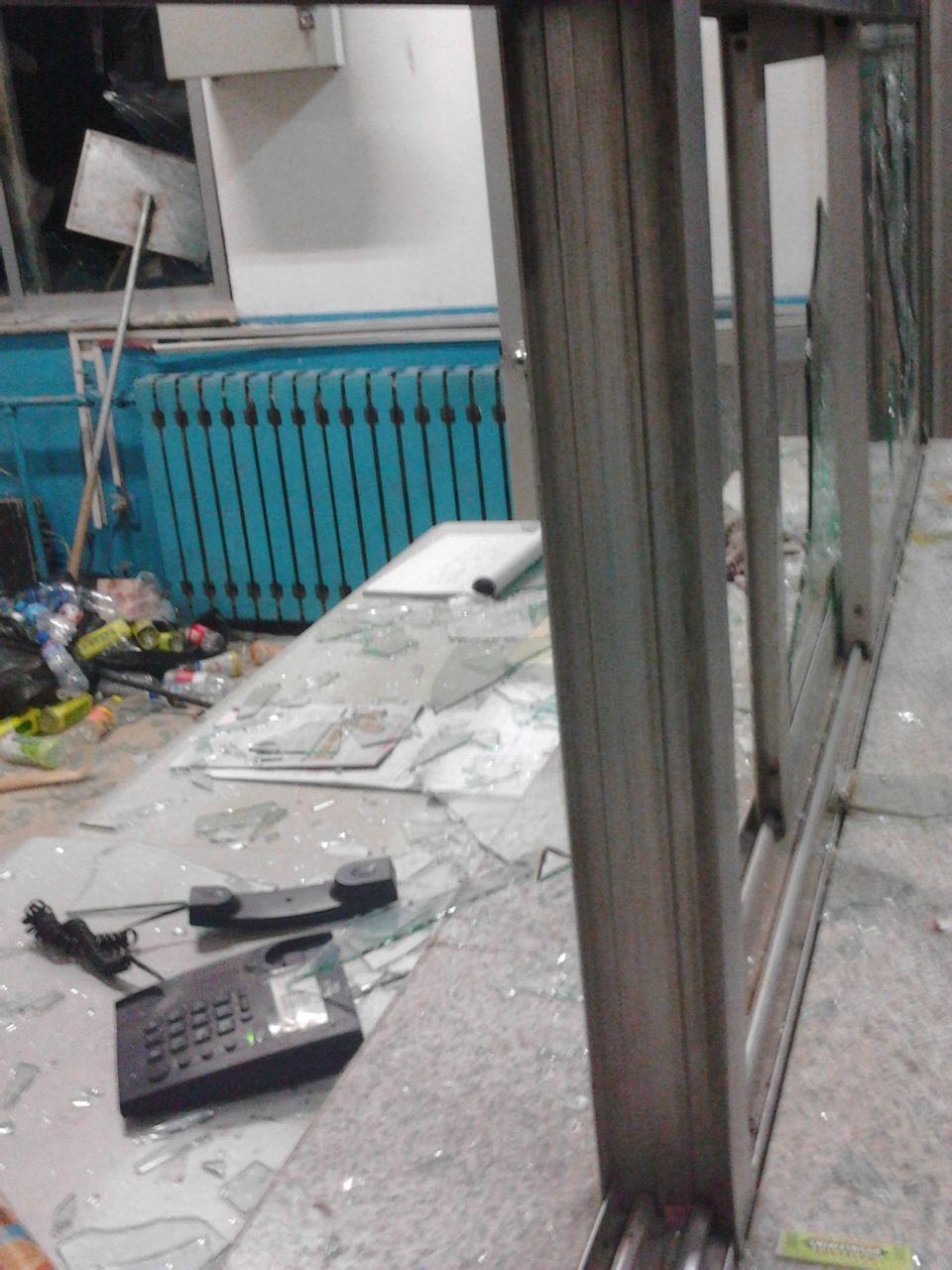 Tumulto em fábrica da Foxconn