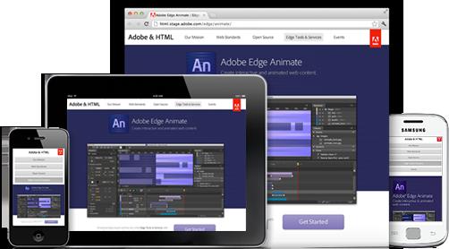 Adobe Edge Animate