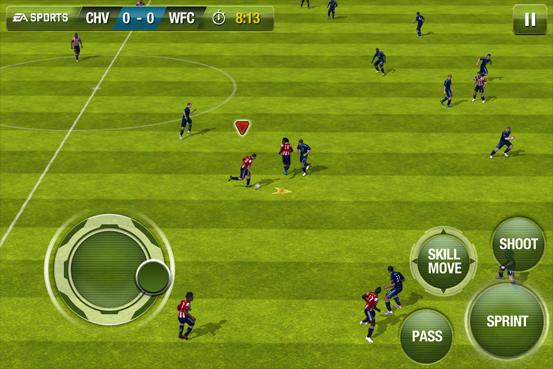 FIFA 13 - iPhone