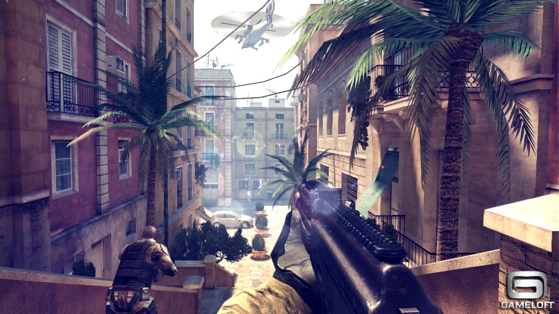Modern Combat 4: Zero Hoour