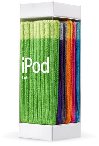 iPod Socks, meias para iPods