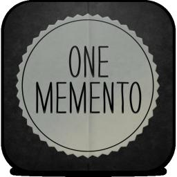 Ícone - One Memento