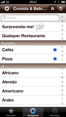 Para Onde? no iPhone 5