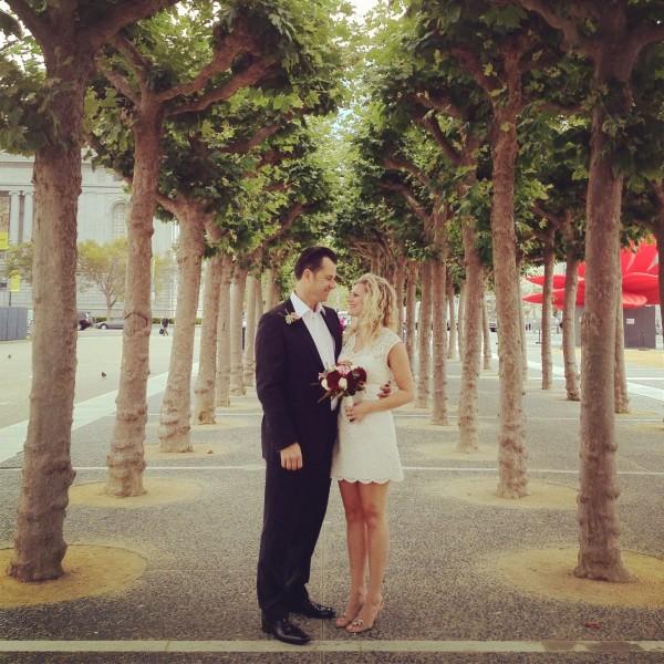 Casamento no Instagram