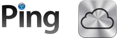 Ping e iCloud