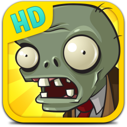 Ícone - Plants vs. Zombies HD