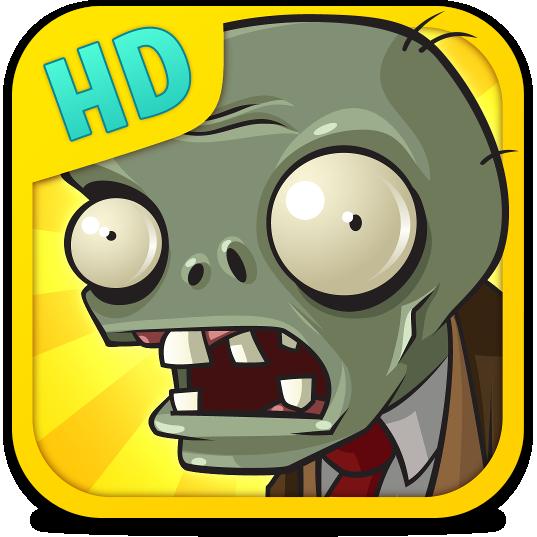 Ícone - Plants vs. Zombies HD