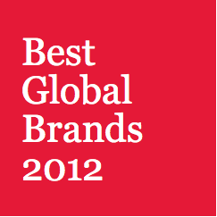 Best Global Brand 2012