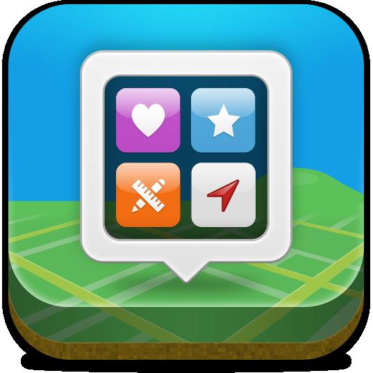 Ícone do App Mapa