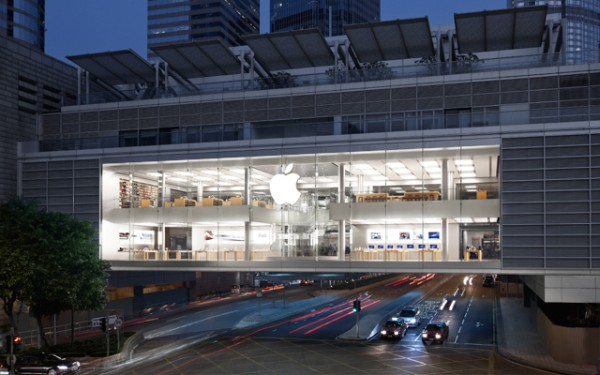 Apple Store, ifc mall