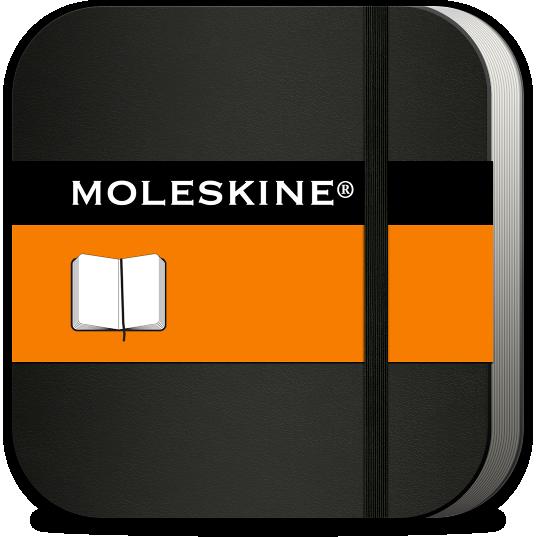 Ícone - Moleskine Journal