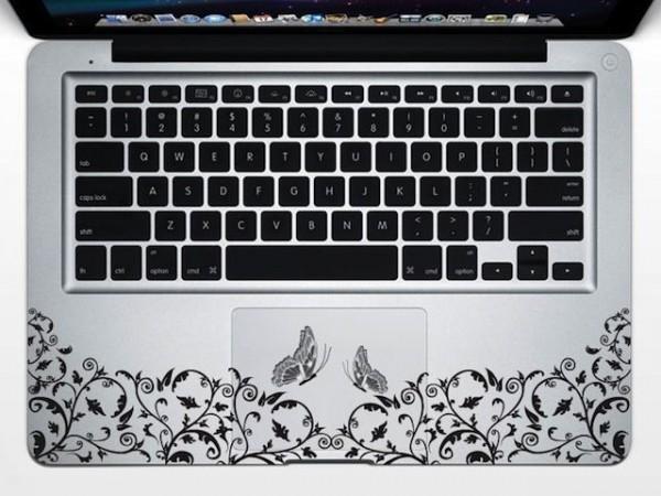Palm Rest Cover em MacBook