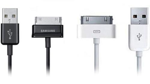 Cabo da Samsung similar ao da Apple