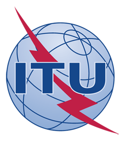 Logo da ITU (International Telecommunication Union)