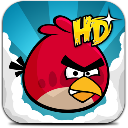 Ícone do Angry Birds HD